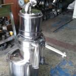 3 tonluk kapalı sistem