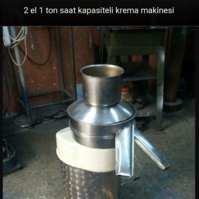 Ikıncı el 1 tonluk kiremakinesi 2.el