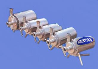 süt transfer pompaları